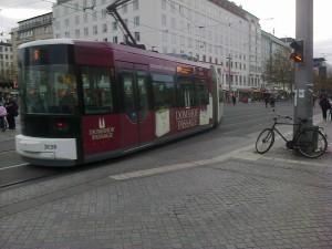 tram at Bremen