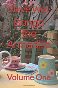 Bongo the Armadillo - steveway.org
